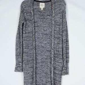 Between Me & You Cardigan Hoodie Size Small